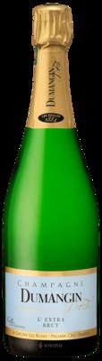 Dumangin J. Fils 'L' Extra Brut' Premier Cru Champagne Blend NV