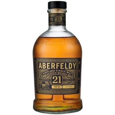 Aberfeldy 21 Year Old Scotch Whisky
