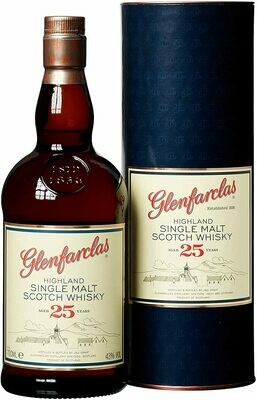 Glenfarclas 25 Year Old Scotch Whisky