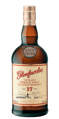 Glenfarclas 17 Year Old Scotch Whisky