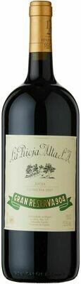 La Rioja Alta Gran Reserva 904 Tinto 2007 1.5lt MAGNUM
