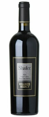 Shafer Vineyards Hillside Select Cabernet Sauvignon 2015
