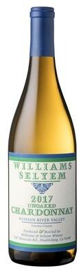 Williams Selyem Unoaked Chardonnay 2017