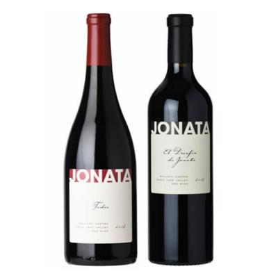 Jonata Santa Barbara Duo: Red Blend & Cabernet Sauvignon
