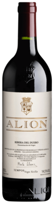 Bodegas y Vinedos Alion 2015