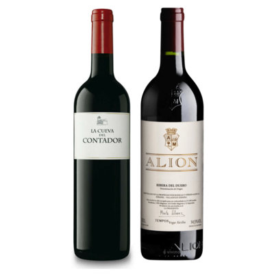 2015 Rioja & Ribera del Duero, Spain
