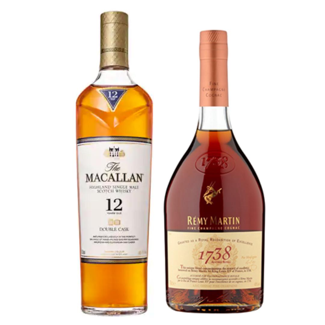 Grain vs Grapes: Whisky vs. Cognac