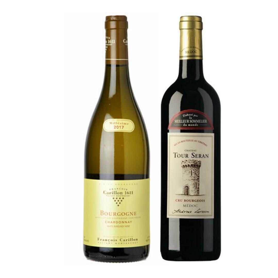 France Burgundy & Bordeaux
