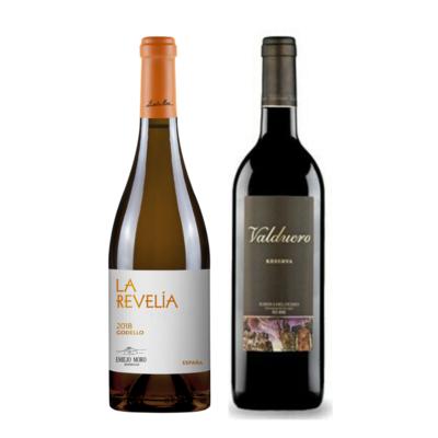 Spain Godello & Ribera del Duero