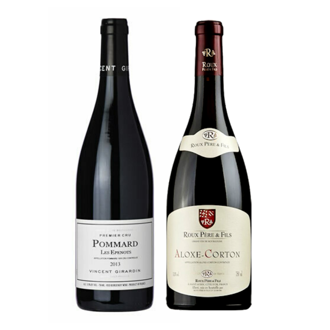 Burgundy Pinot Noirs for Your Cellar