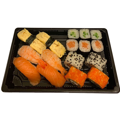 Sushi box 4