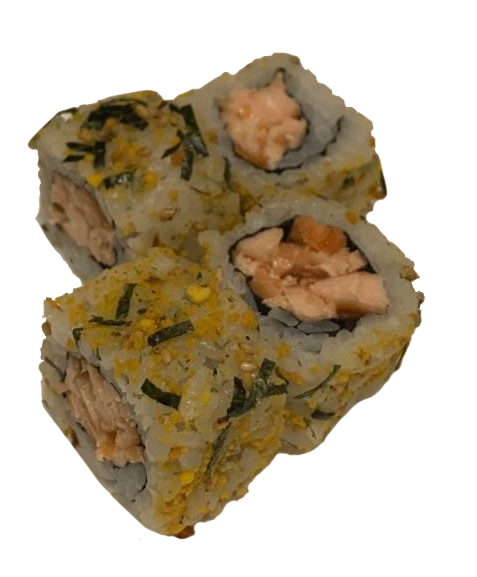 Zalm / tonijn maki