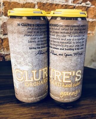 Hard Cider, Granny's