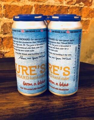 Hard Cider, Farm N Blue