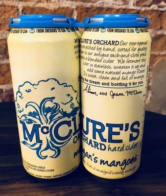 Hard Cider, Megan's Mangoes