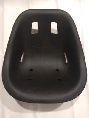 Сидение для дрифт-трайка пластиковое (ПНД)  Ш-43, В-34, Г-24 (см)