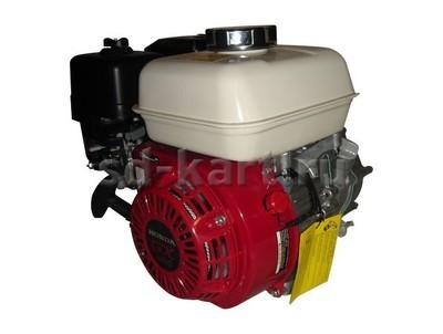 Двигатель Honda (Хонда) GX-160 RHQ4 5 л.с.