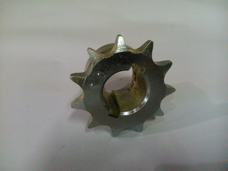 Звезда ведущая 11 зубьев посадочный Ф 20 мм