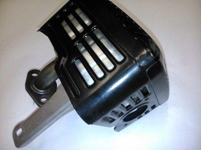 Глушитель в сборе GX160-200 оригинал