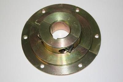 Ступица тормозного диска стальная разрезная посадочный Ф30