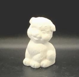 Cute Puppy Figurine