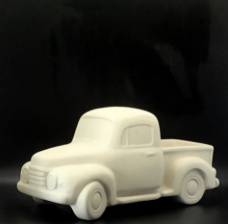 """Decorative Old Truck (5"""" tall by 10"""" wide)"""