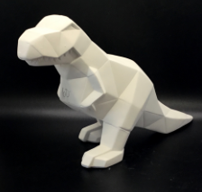 Faceted T-Rex Figurine