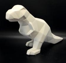 Faceted T-Rex Figurine