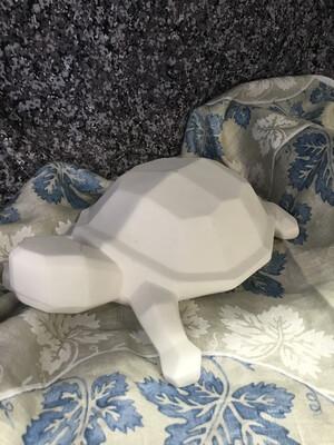 Garden Faceted Turtle