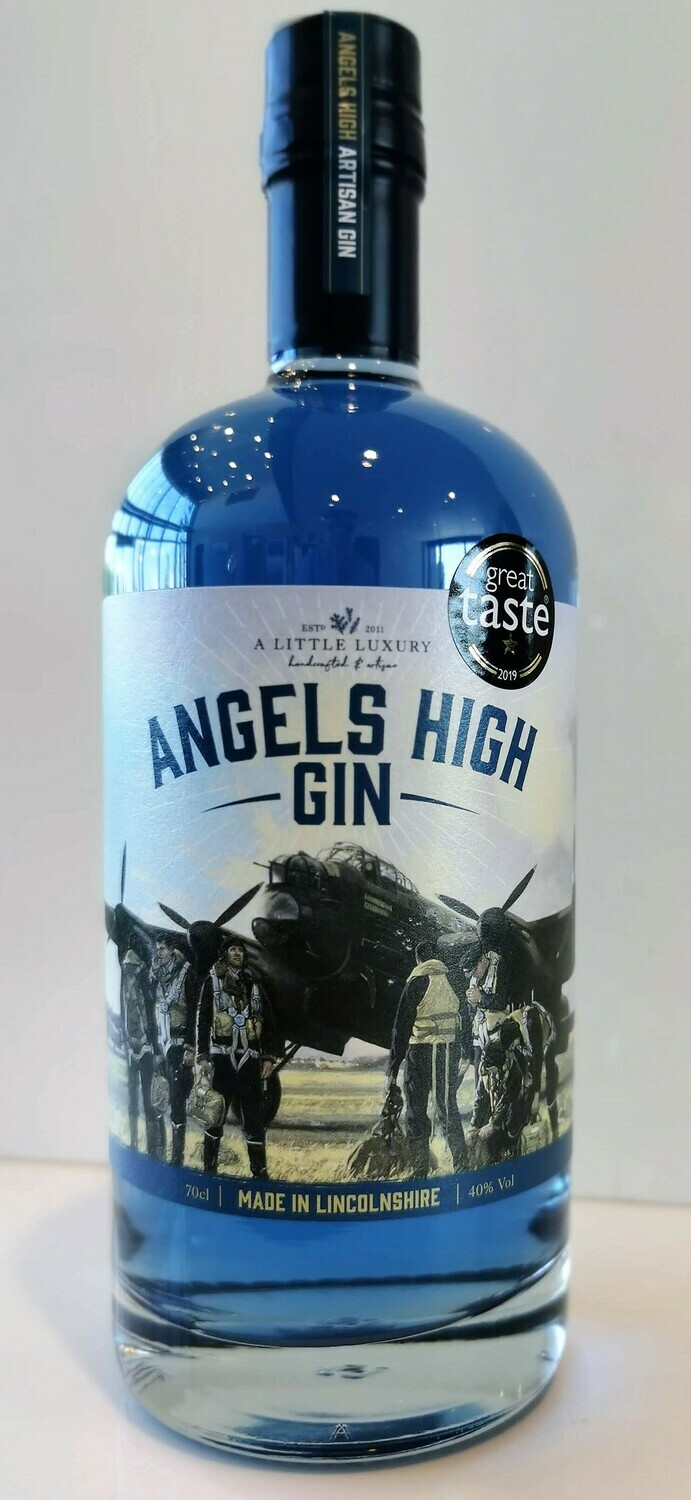 Angels High Gin 70cl