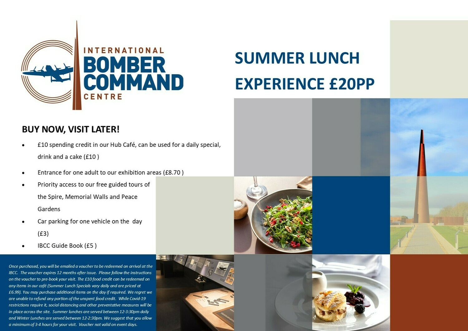 IBCC Summer Lunch Experience
