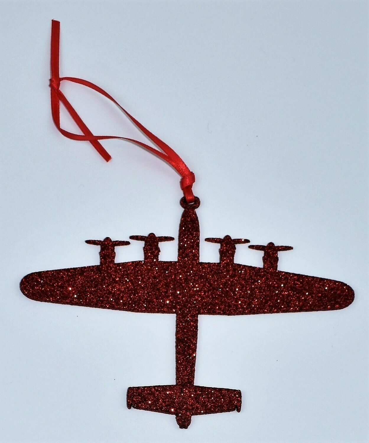 Christmas Decoration Lancaster Red