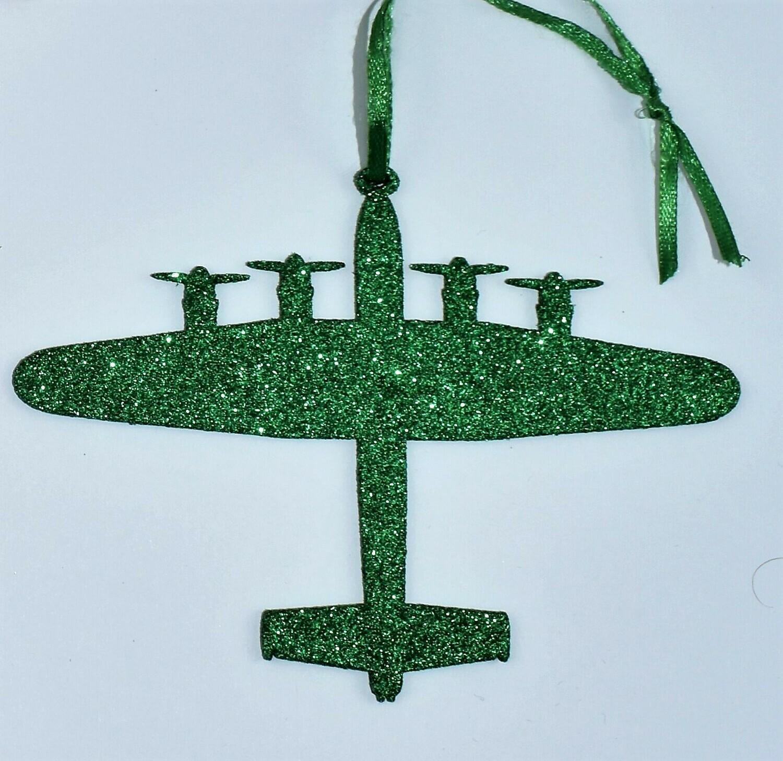 Christmas Decoration Lancaster Green