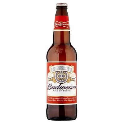 Lager - Budweiser 300ml (chilled)