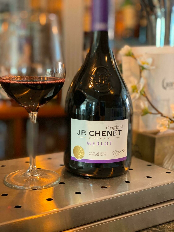 Red Wine - Merlot Bottle
