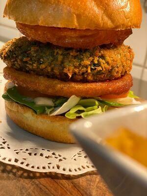 Garden Green Burger