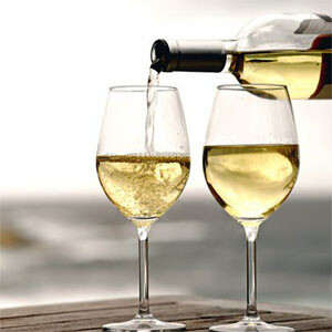 White Wine - Pinot Grigio Bottle (chilled)