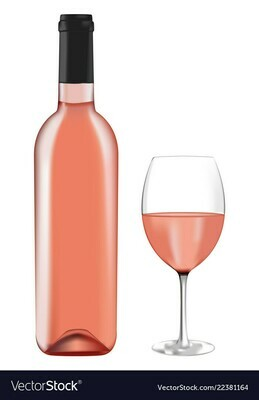 Rose Wine - Grenache 75cl Bottle (chilled)