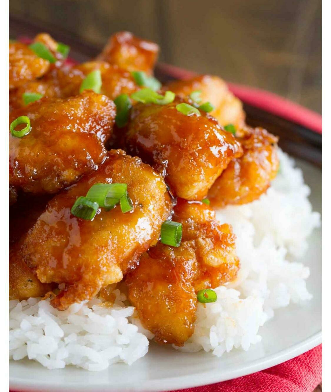 Meal-in-a-Bowl Sweet & Sour Chicken