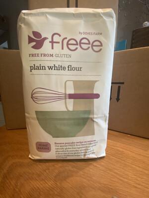 Gluten Free Plain White Flour 1kg