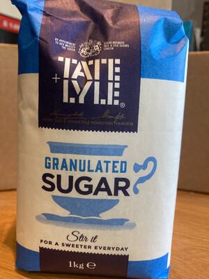 Granulated Sugar 1kg Bag