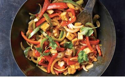 Saute Vegetables Side