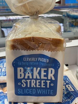 Baker Street Fresh For Long White Sliced Bread