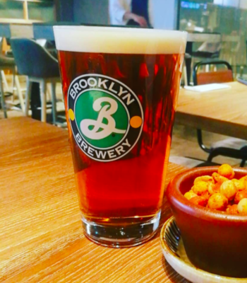 Draught Brooklyn Lager Pint (Collection Only)