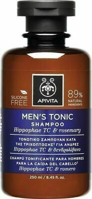 APIVITA CHAMPU MENS TONIC 250ML