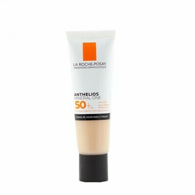 ANTHELIOS MINERAL ONE SPF 50  CREMA CLAIRE 30 ML