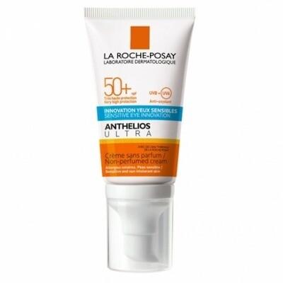 ANTHELIOS ULTRA CREMA SIN PERFUME SPF50  50 ML