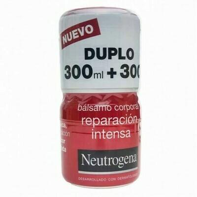 NEUTROGENA BALSAMO CORPORAL REPARACION INTENSA 300 ML 2 ENVASES