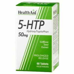 HEALTH AID 5- HTP 50 MG