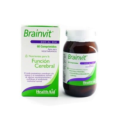 HEALTH AID BRAIN VIT 60 COMP